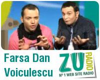 Farsa Dan Voiculescu